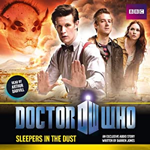 Doctor Who: The Sleepers in the Dust Audiobook