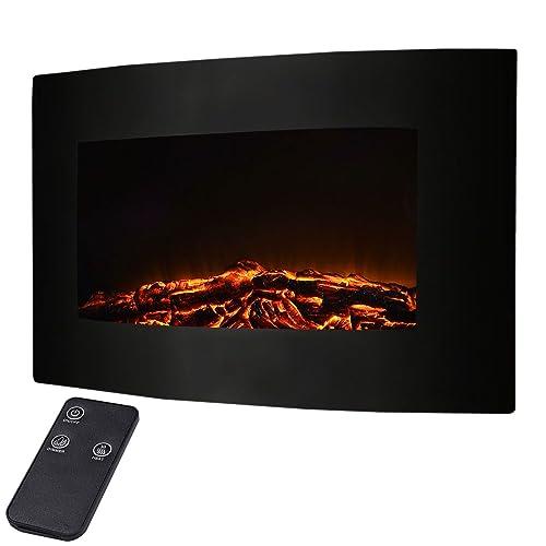 Energy Efficient Electric Fireplace Amazon Com
