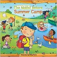The Night Before Summer Camp: Natasha Wing, Mindy Pierce: 9780448446394: Amazon.com: Books