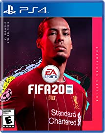 FIFA 20 Champions Edition - PlayStation 4: Electronic     - Amazon com