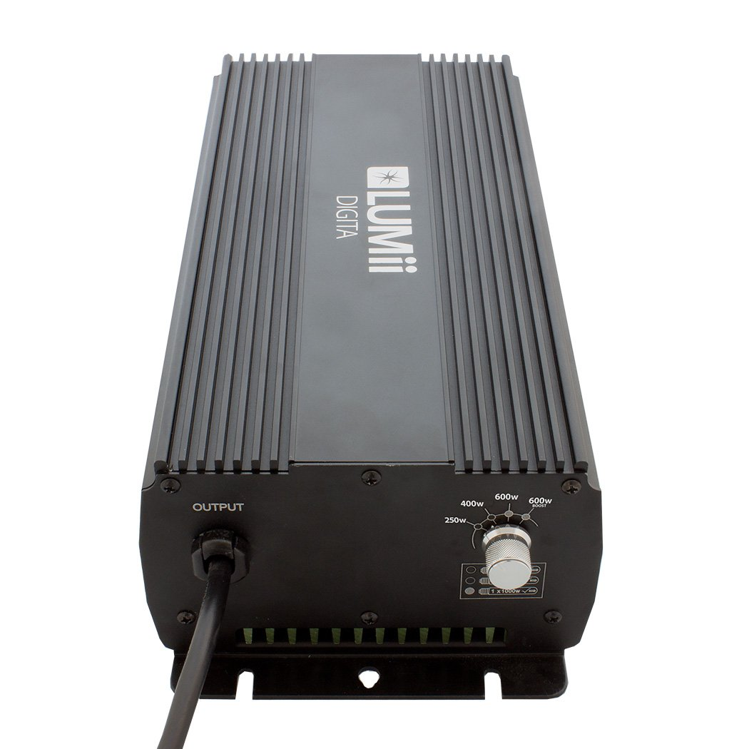 LUMii Digita 600 W dimmbares Vorschaltgerät - EU-Stecker: Amazon.de ...