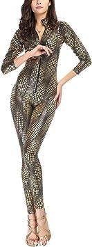 HGOOD Disfraz De Catwoman para Mujer,C: Amazon.es: Deportes ...
