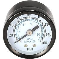 KKmoon 40 mm 0~200 psi 0~14 bares piscina