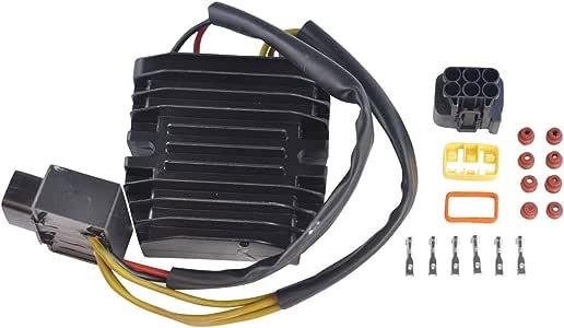 OEM Repl.# 31600-HN2-013 Voltage Regulator for Honda TRX 500 Fourtrax Foreman Rubicon FA FGA 2001-2004
