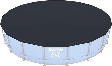 Bestway 58039 - Cobertor de PE para piscinas Steel Pro, Power ...