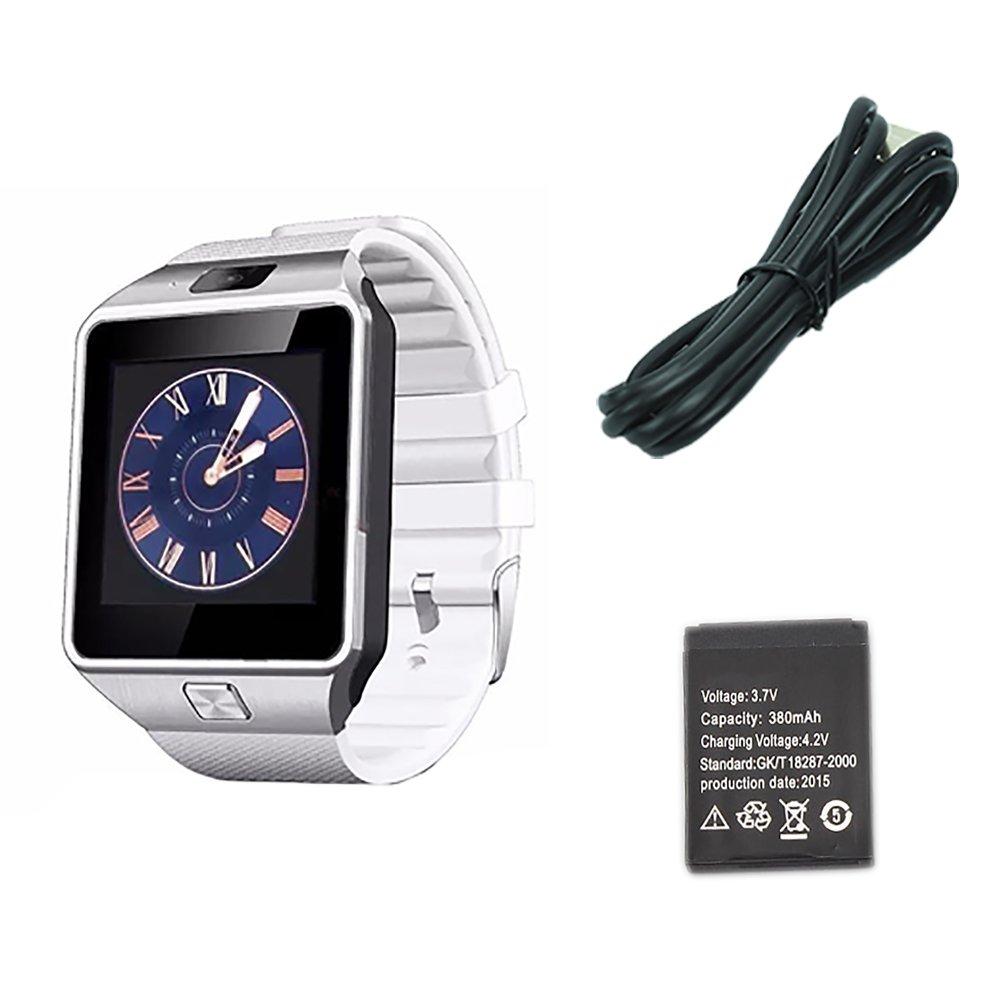 MP power @ Plata Bluetooth Reloj Inteligente Reloj de Muñeca ...