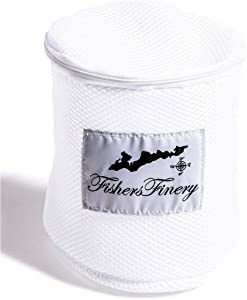 Fishers Finery Undergarment Laundry Bag Mesh Bra Laundry Bag Sock Laundry Bag