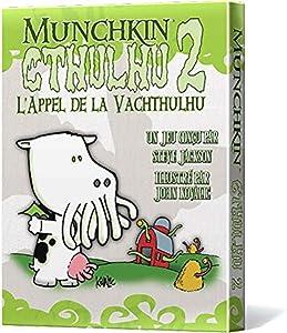 Asmodee–ubicm02–Munchkin Cthulhu 2: Call of The vachthulhu