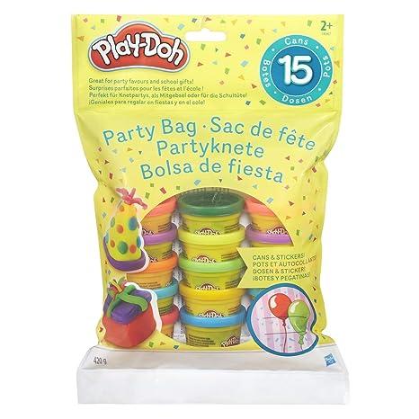 Play-Doh - Bolsa De 15 Mini Botes (Hasbro 18367EU4)