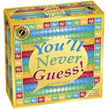 You'll Never Guess! - Board Game