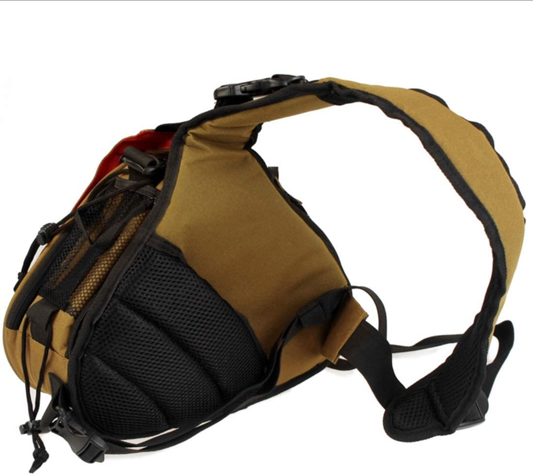 Color : Yellow Hexiaoyi Camera Package Triangle Bag Single Counter Camera Package Oblique Cross Camera Package Shoulder Bag