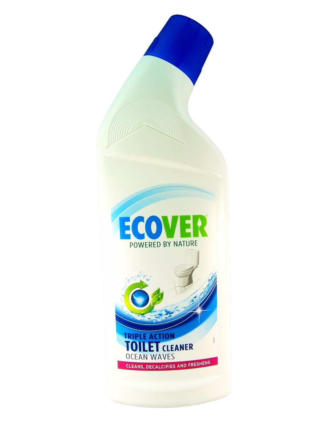 (Pack Of 2) Toilet Cleaner - Ocean Wave | ECOVER (UK)