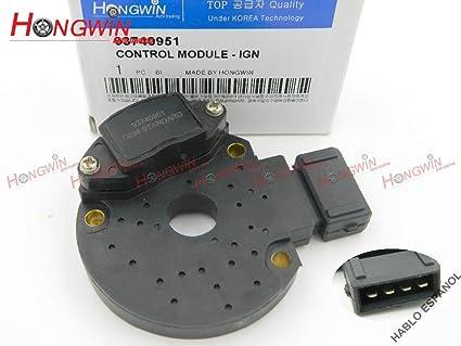 Heater Blower Resistor Control Module FOR GM Chevrolet Firebird 3929052 3798317