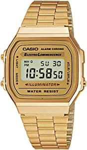 Casio Reloj Unisex Collection A168WG