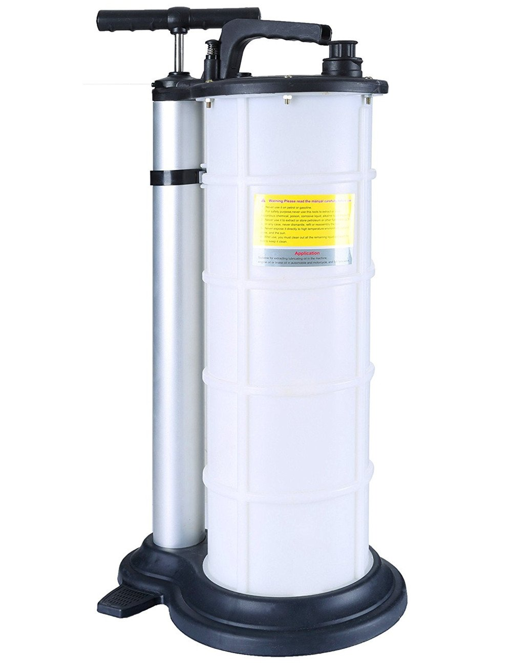 DASBET 9L Manual Fluid Extractor Engine Oil Coolant Brake Bleeder Transmission Remover Hand Pump