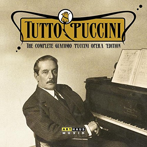 Tutto Puccini-Comp Giacomo Puccini Opera Edition (Oversize Item Split, Boxed Set, 11PC)