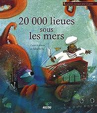 20 000 lieues sous les mers par Virginie Hanna