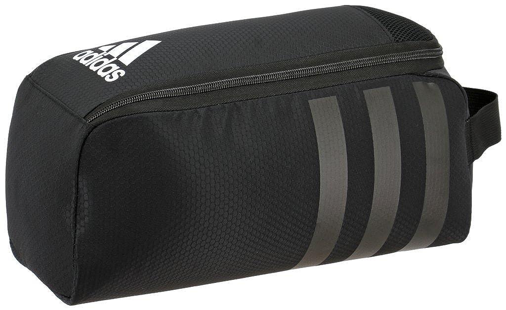 705abca09e Amazon.com: adidas Stadium II Team Shoe Bag, Black, One Size: Clothing