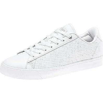 sale retailer 0d83f 1b7b2 adidas Damen Daily QT Clean Fitnessschuhe, Weiß FtwblaGridos 000, 42 2