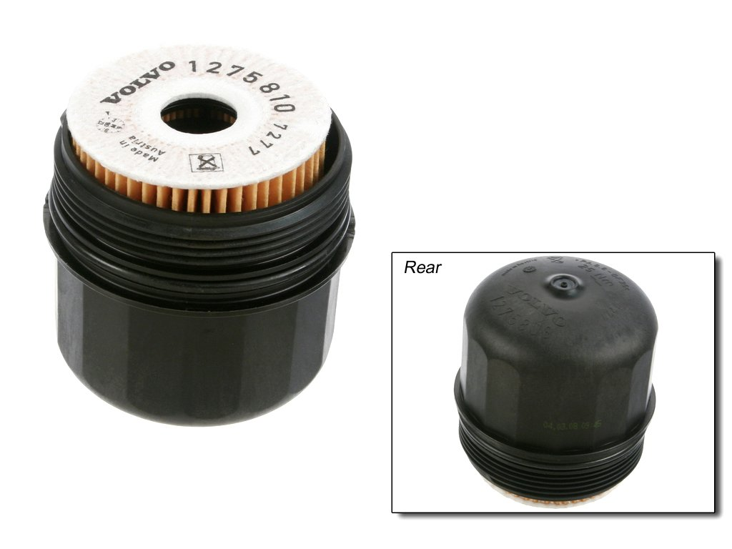 Amazon.com: OES Genuine Oil Filter Housing for select Volvo models