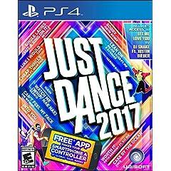 Ubisoft Reveals Full Just Dance 2017 Tracklist