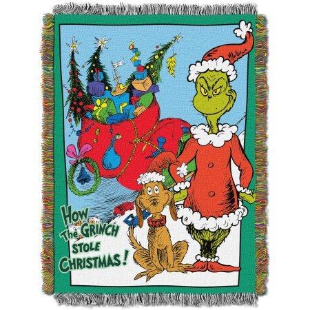 Dr. Seuss How The Grinch Stole Christmas, Christmas Smile 48