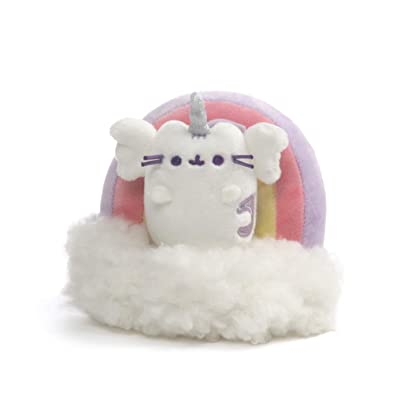GUND Super Pusheenicorn On Cloud Collector Set: Toys & Games