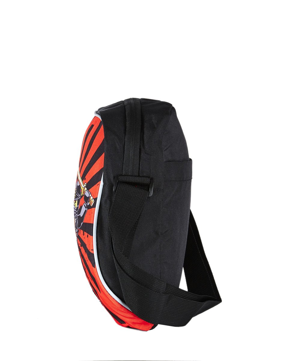 27 cm Red 2 liters Rojo Lego Tablet Bag Vline Ninjago Kai Messenger Bag
