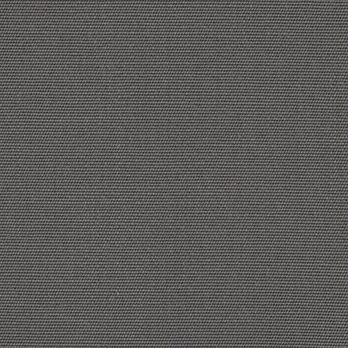 (Sunbrella Canvas Charcoal Outdoor Fabric by The Yard,)