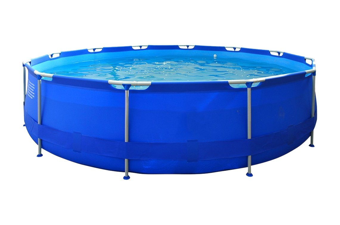 Jilong 16026eu Round Pool with structure, Blue