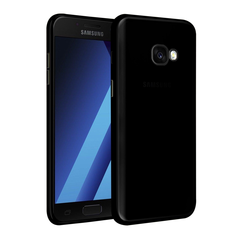Coque Samsung Galaxy A3 2017,KKtick TPU Silicone Bumper Cover ...