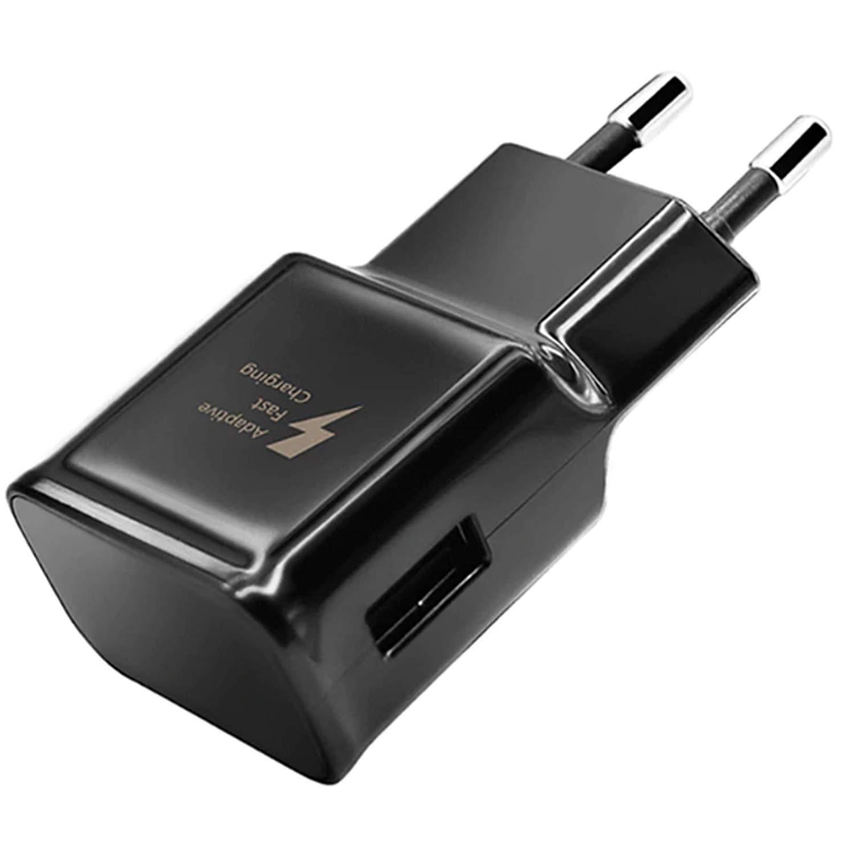 2019 en Noir S10 Lite Plus A9 Note 9 2018 S10 The Fone Stuff Pack 2 Authentiques Chargeur Rapide Officiel Officiel EU Mains USB /à 2 Broches EP-TA20EBE pour Samsung Galaxy S10 S8 Plus S8