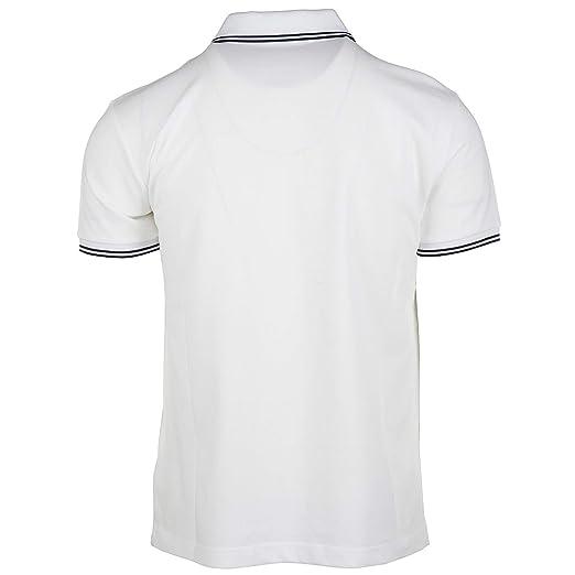 64518e61f Moncler Men t-Shirt Bianco XL: Amazon.co.uk: Clothing