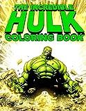 THE INCREDIBLE HULK Coloring Book