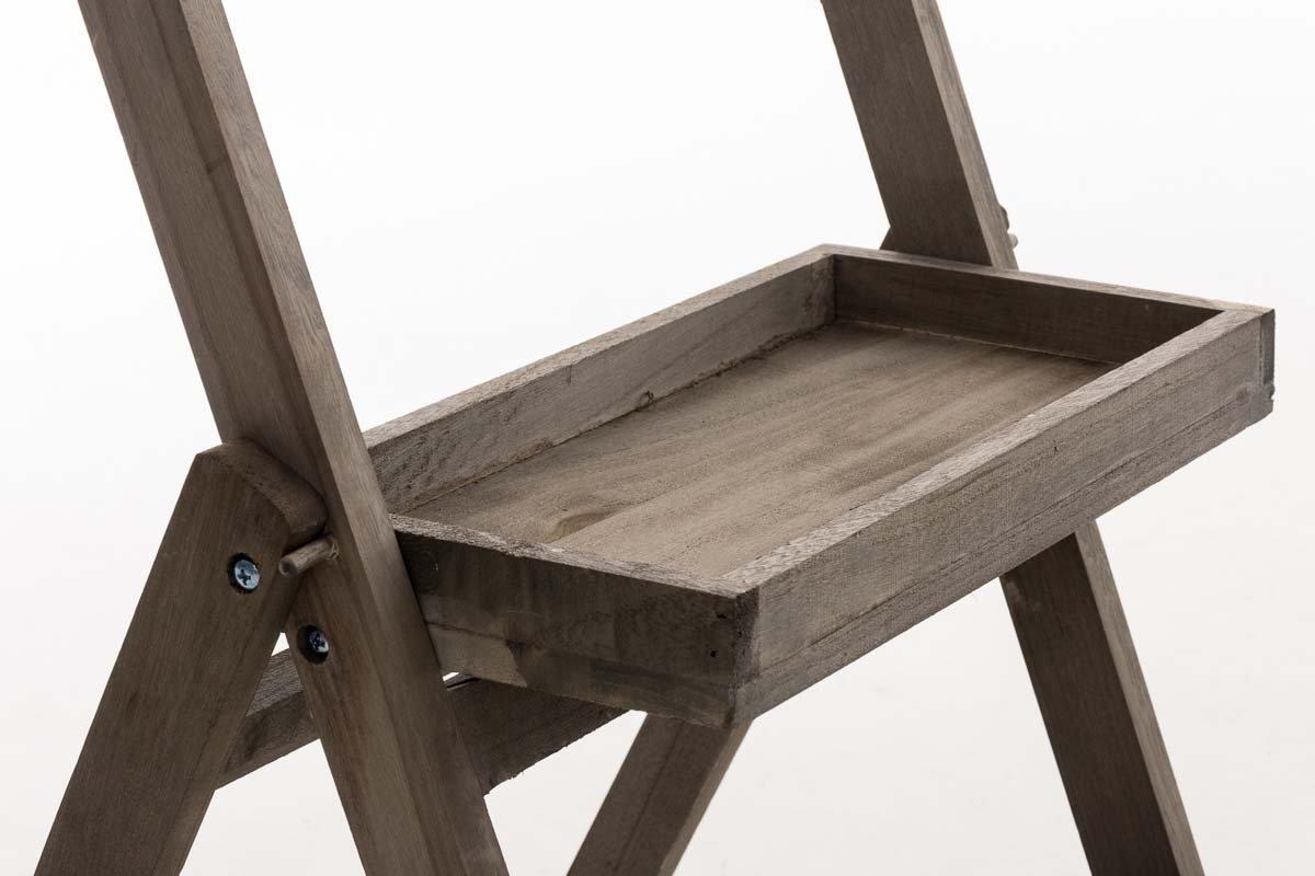 Scaletta In Legno Pieghevole : Clp scaffale a scala emanuela in legno scala decorativa a 2