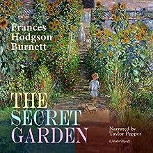 The Secret Garden Audiobook by Frances Hodgson Burnett Narrated by Taylor Pepper