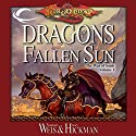 Dragons of a Fallen Sun: Dragonlance: The War of Souls, Book 1 Hörbuch von Margaret Weis, Tracy Hickman Gesprochen von: Marieve Herington