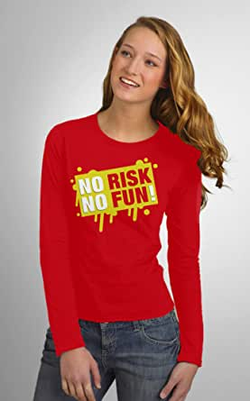Art Gallery Misr No Risk No Fun T-Shirt