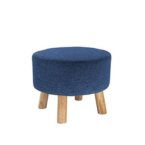 Super Amazon Com Xbxdz Round Ottoman Change Shoes Stool Fashion Gmtry Best Dining Table And Chair Ideas Images Gmtryco