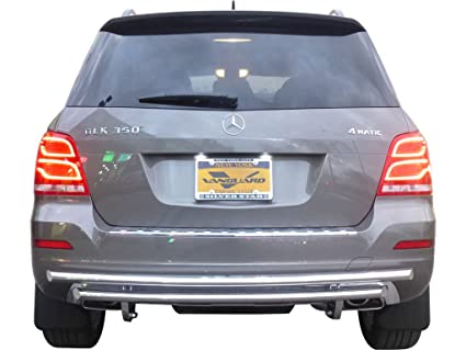 Amazon Com Vanguard Vgrbg 1031 0372ss 2009 2013 Mercedes Benz Glk