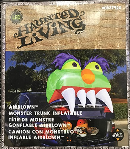 Holiday Living Halloween Monster Trunk (Trick Or Trunk)