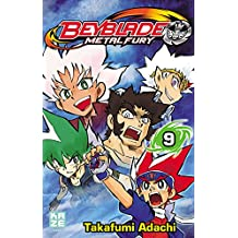 Beyblade Metal Fury T09 (French Edition)