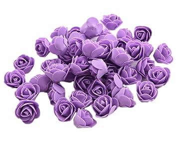 Demarkt 50x Rosen Blutenkopfe Deko Blutenkopfe Fur Hochzeit