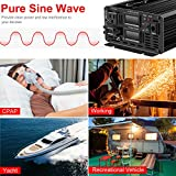 Xijia 3000W (Peak Power 6000W) Pure Sine Wave