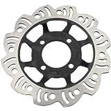 GOOFIT Front Disc Brake Plate for 50cc 70cc 90cc 110cc 125cc Dirt Bike