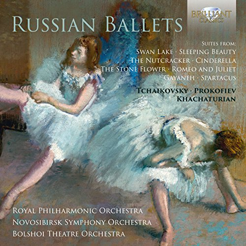 Romeo and Juliet, Suite No. 2, Op. 64ter: VI. Dance of the Maids]()