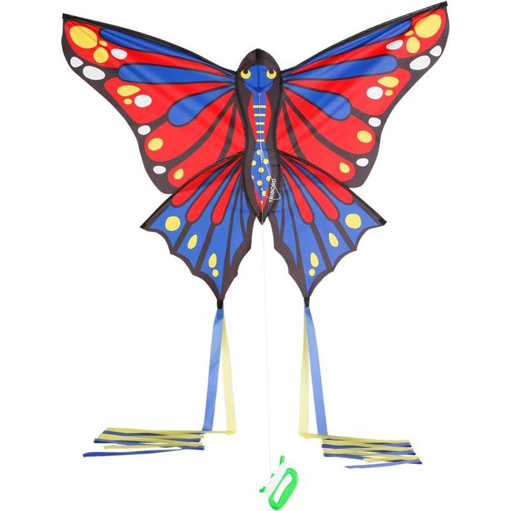 蝶形の凧、飛ぶこと容易な凧 (サイズ、1.2* 3Mを巻きつけるカイトの子供の大人の初心者の屋外の多彩 さいず (サイズ さいず* : 1.2*3M) B07Q195VNX 1.2*3M, 岐阜県池田町:4668c08c --- ferraridentalclinic.com.lb