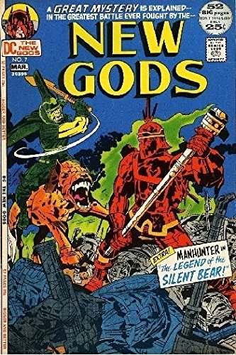 jack kirby new gods 7 - 4