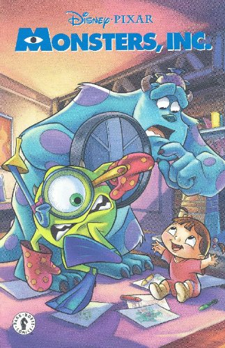 Amazon Com Monsters Inc 9781569716700 Bazaldua Charles Books