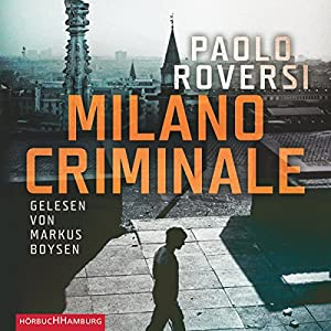 Milano Criminale Audiobook